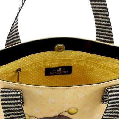 7478e3ad2352 Santoro London - Bevásárló táska - Gorjuss - Bee-Loved (Just Bee-Cause