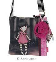 a0391595e6 ... Santoro London - Gorjuss - Fairy Lights - Malá taška cez plece -  Ružová. ‹ ›